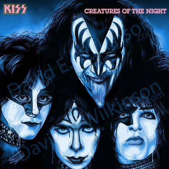 KISS - Creatures of the Night (album review ) | Sputnikmusic