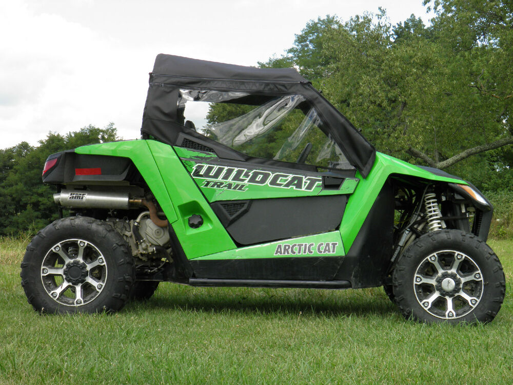Arctic Cat Wildcat Utv Accessories