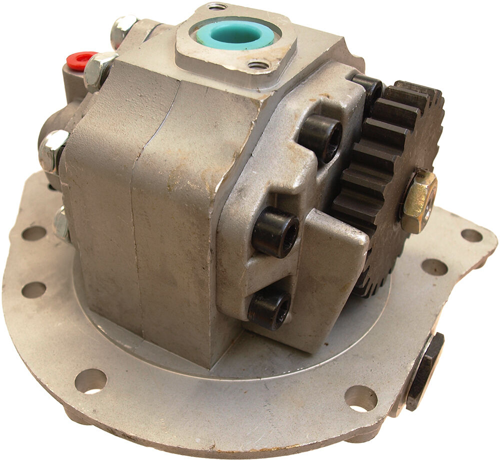 Tractor Hydraulic Pump Location On : D nn g hydraulic pump transmission mount for ford new