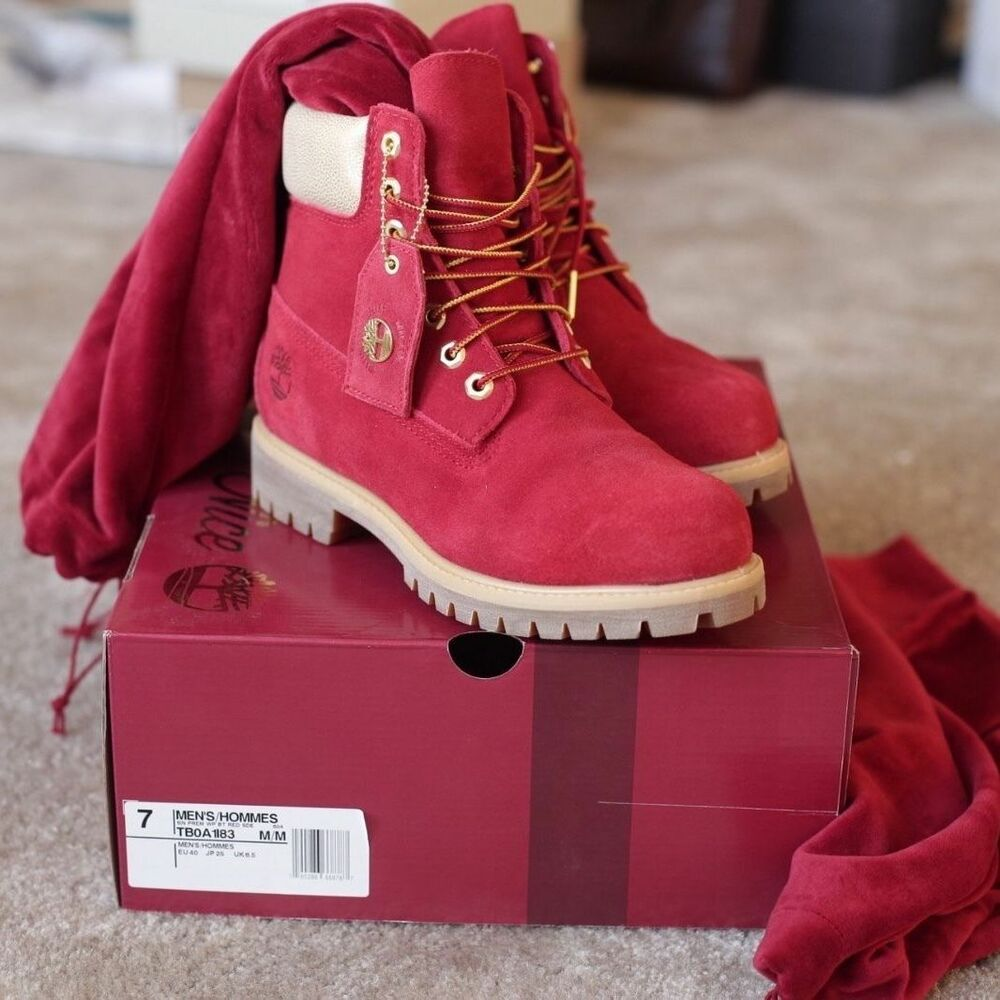 b38596a3ad37 Details about TIMBERLAND MENS VALENTINE NAUGHTY NICE LIMITED RELEASE 6