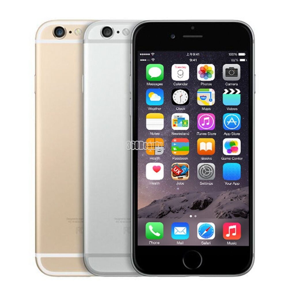 what s an unlocked iphone apple iphone 6 16gb 64gb 128gb unlocked sim free 16478