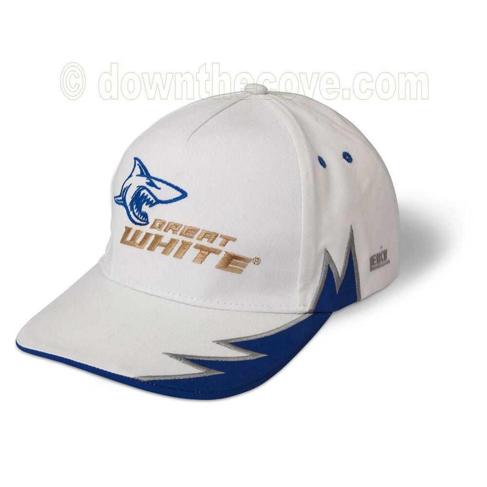 Zebco great white cap quality hat for fisherman for White cap fish