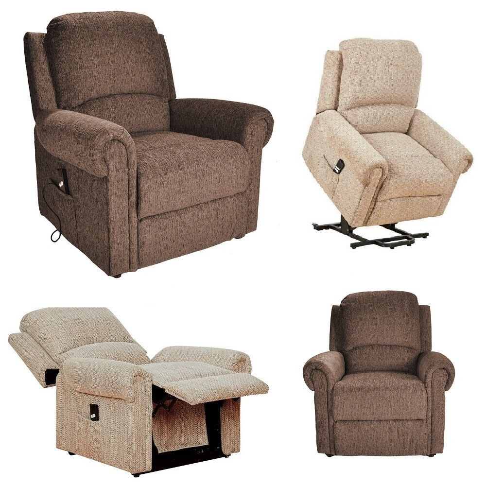 Tetbury electric riser recliner chair rise and recline ...