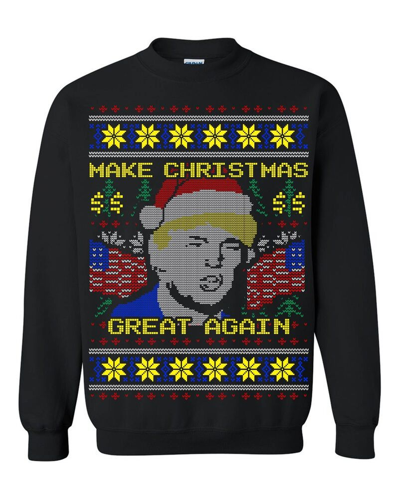New christmas sweaters