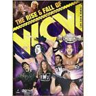 WWE - The Rise and Fall of WCW (DVD, 2009, 3-Disc Set)