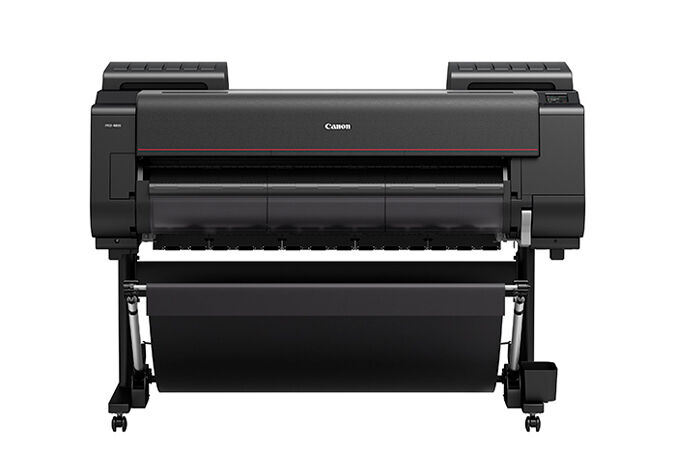 canon pro 2000 24 wide format fine art inkjet printer ebay. Black Bedroom Furniture Sets. Home Design Ideas