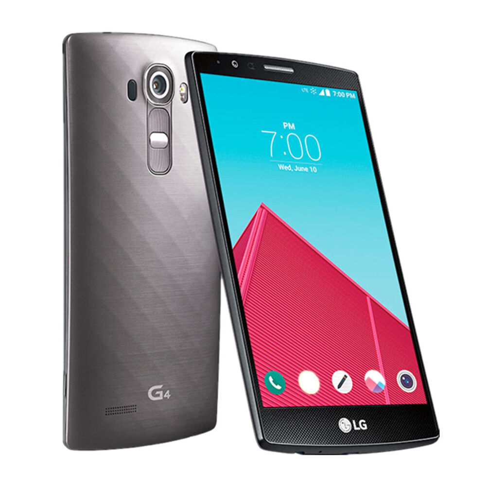 5 5 inch lg g4 h810 32gb 16 0mp camera unlocked 4g lte android smart phone grey ebay. Black Bedroom Furniture Sets. Home Design Ideas