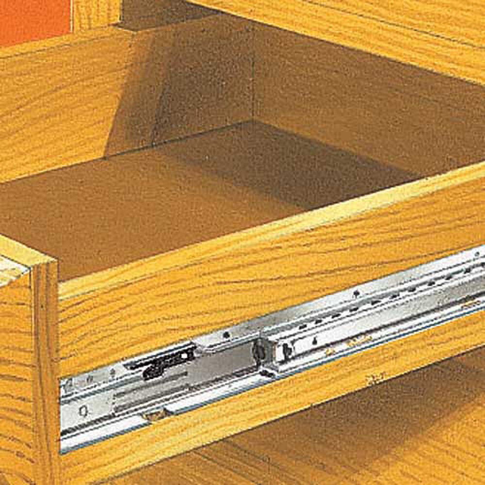 75 Lb Mini Full Extension Drawer Slide Accuride 2632 8