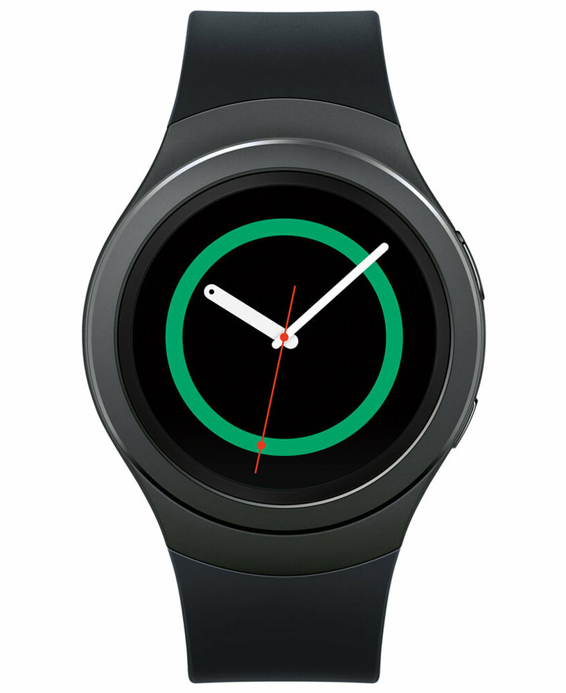 Samsung Gear S2 SM-R730T Gray T-mobile Excellent Condition ...