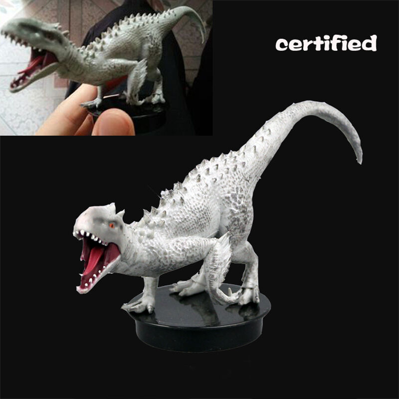 jurassic world indominus rex simulation model figurine toys gift dinosaur figure ebay. Black Bedroom Furniture Sets. Home Design Ideas