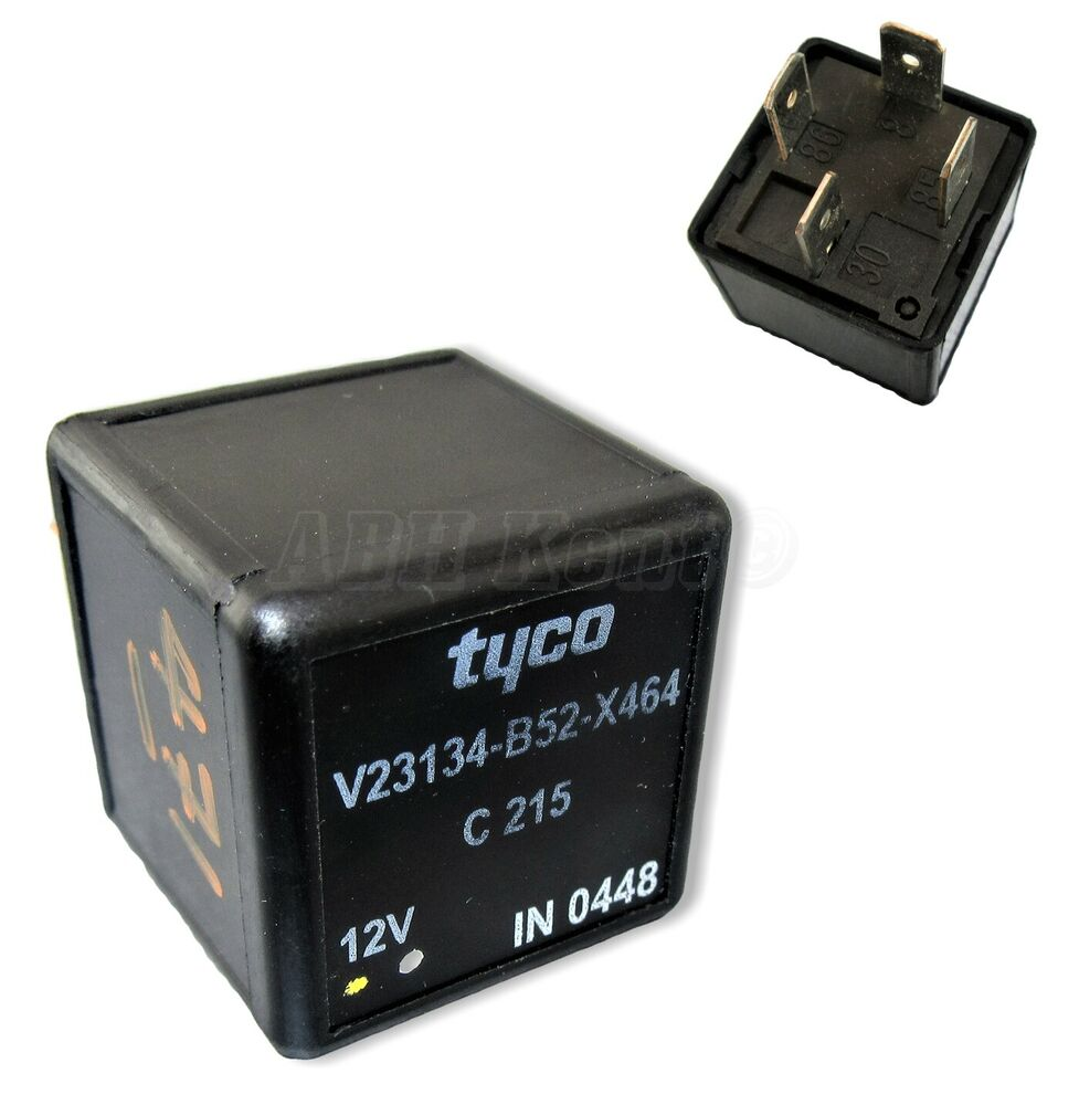 B5 2 8 Fuse Box Location 471 Mazda 3 6 5 Premicy 4 Pin Black Relay C215 12v Tyco V23134 B52 X464 Ni0427 Ebay