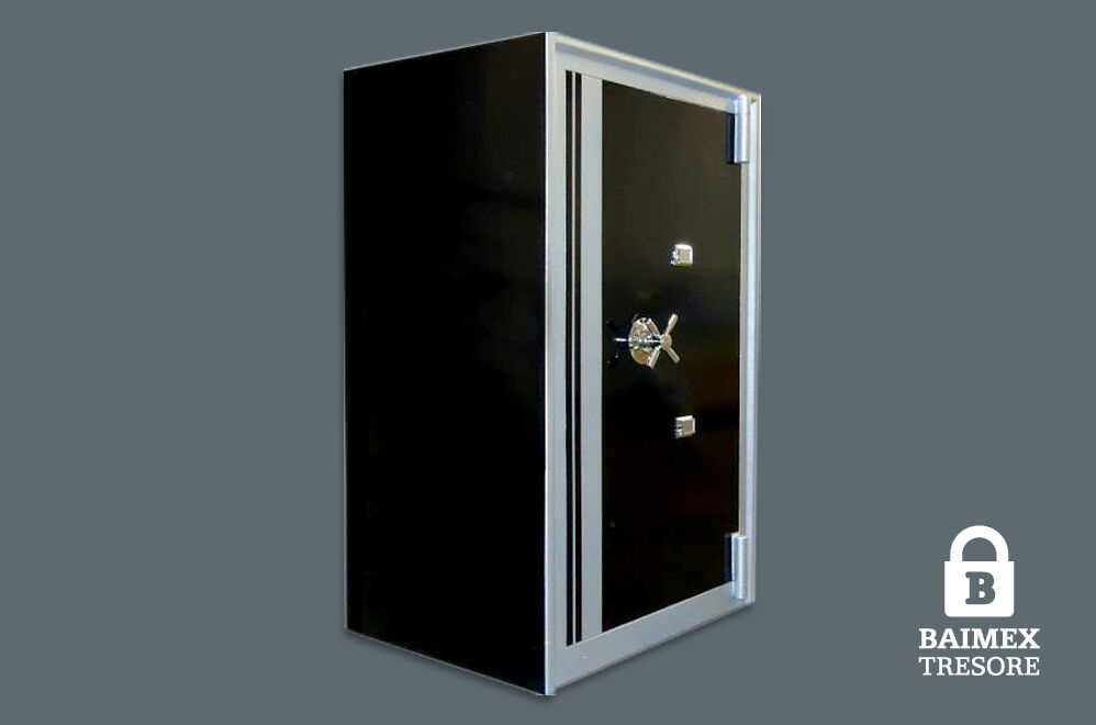 tresor antik nostalgischer safe geldschrank waffenschrank 200 kg neu 3 ebay. Black Bedroom Furniture Sets. Home Design Ideas