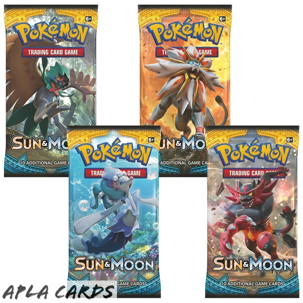 how to choose pokemon booster packs