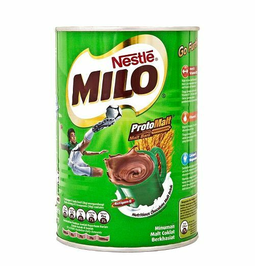 nestle milo executive summary Executive summary  • promotional efforts are shared by the milo marathon and nestle to bring greater attention to the branded event.