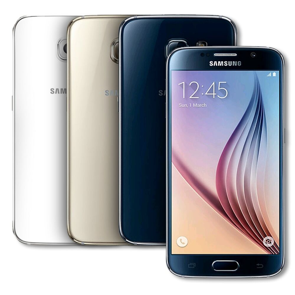 Samsung Galaxy 6 G920 Android Smartphone 32GB AT&T and T ...