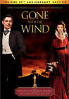 Gone With the Wind (Blu-ray Disc, 2010, 70th Anniversary Edition)
