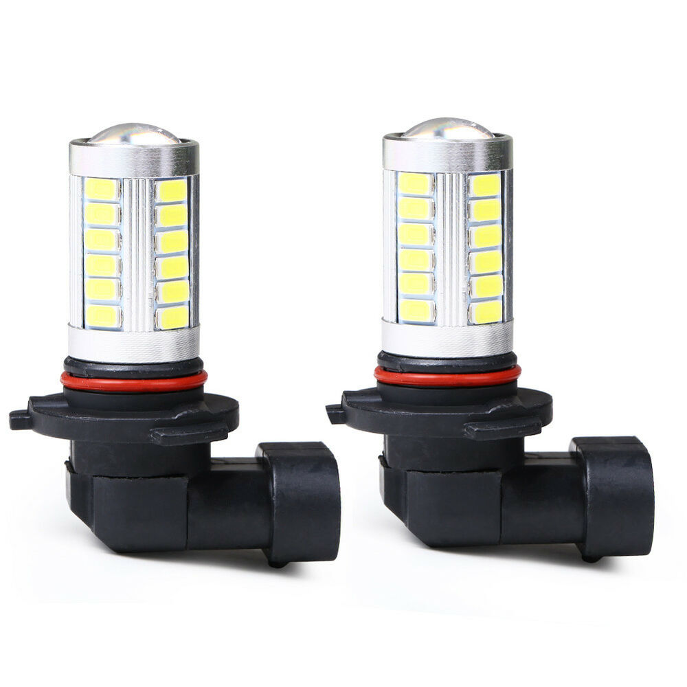2x 9005 hb3 white 7000k car led bulbs replacement for fog driving light hot sale 701806024060 ebay. Black Bedroom Furniture Sets. Home Design Ideas