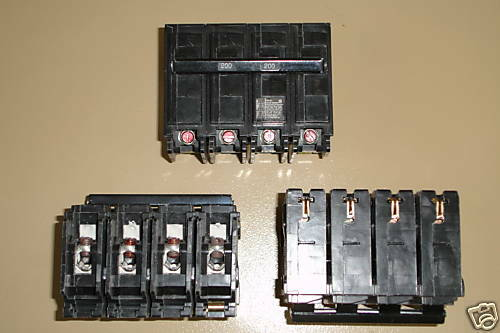 ite gould pushmatic eq9481 eq9483 eq9683 eq9685 150 or 200 amp main breaker ebay. Black Bedroom Furniture Sets. Home Design Ideas
