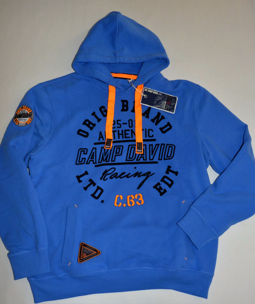 camp david sweatshirt racing dieter bohlen kollektionlimited edition s neu ebay. Black Bedroom Furniture Sets. Home Design Ideas