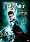 Harry Potter Collection - Years 1-5 (DVD, 2007, 10-Disc Set, Box Set)