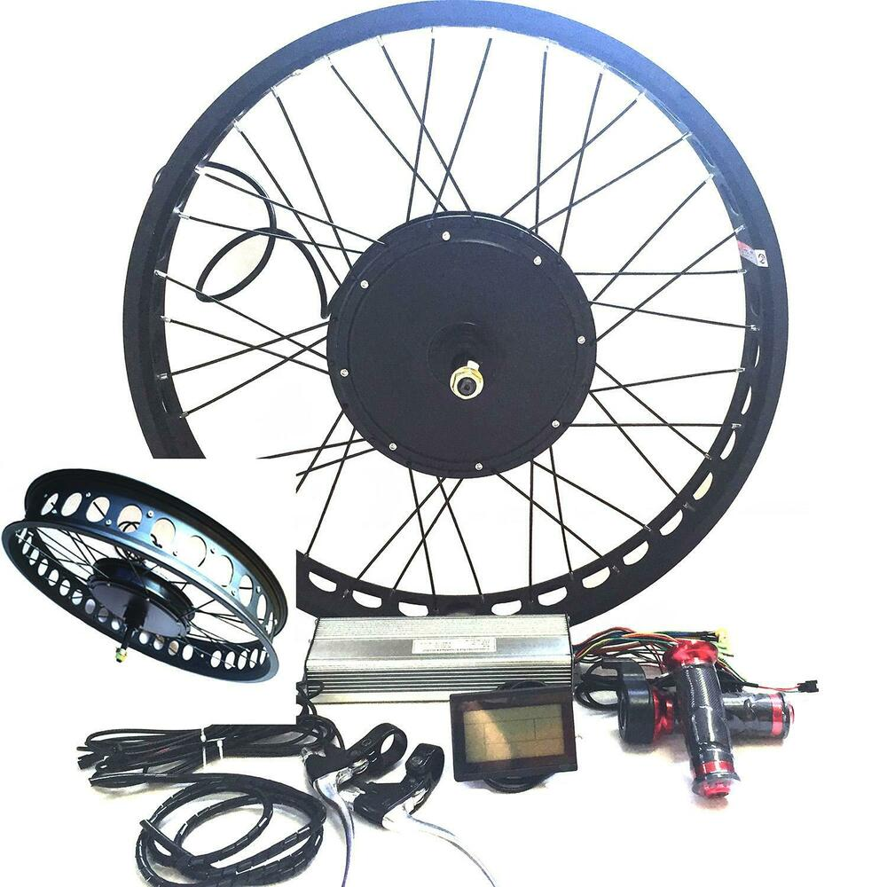 Lcd Disc Brake 3000w Hi Speed Electric Bicycle E Bike