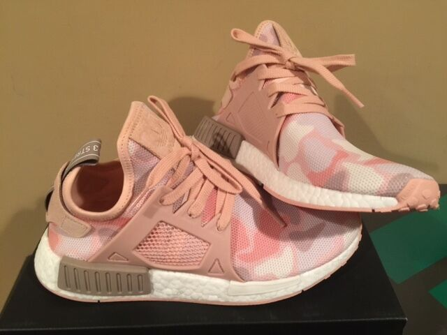 Pink Duck Camo Adidas NMD XR1 NWT