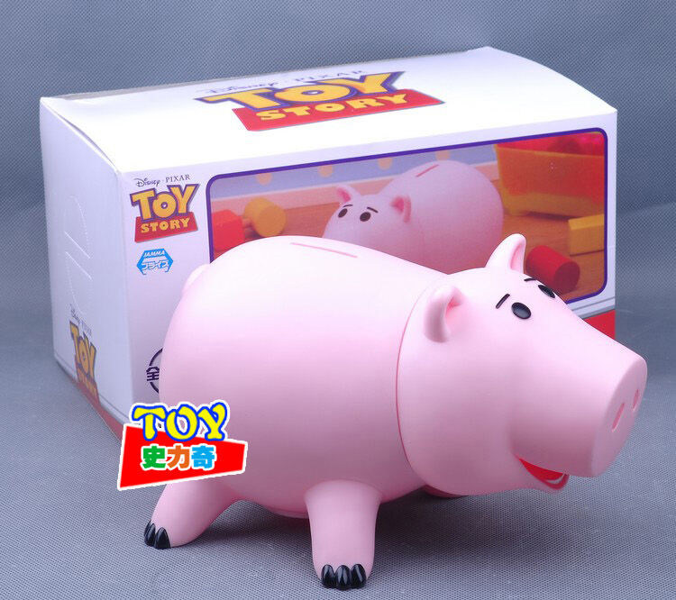 Toy Story Money Money Money : New piggy bank coin money deposit toy story hamm figure
