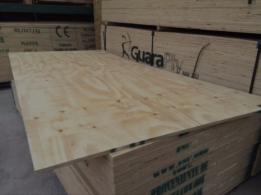Shuttering softwood plywood mm sheets ebay
