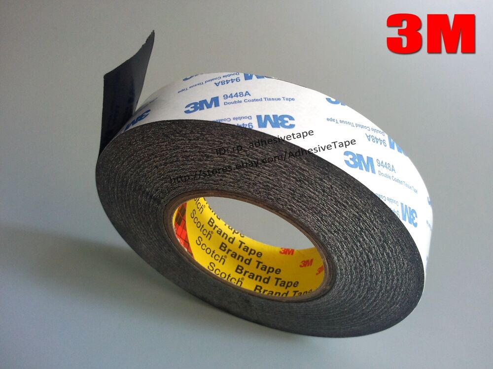 50m R 3m 9448 Two Sides Adhesive Tape For Phonetablet