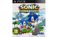 Sonic Generations - Essentials (PS3) [NEW GAME] CHEAP PRICE FREE POSTAGE