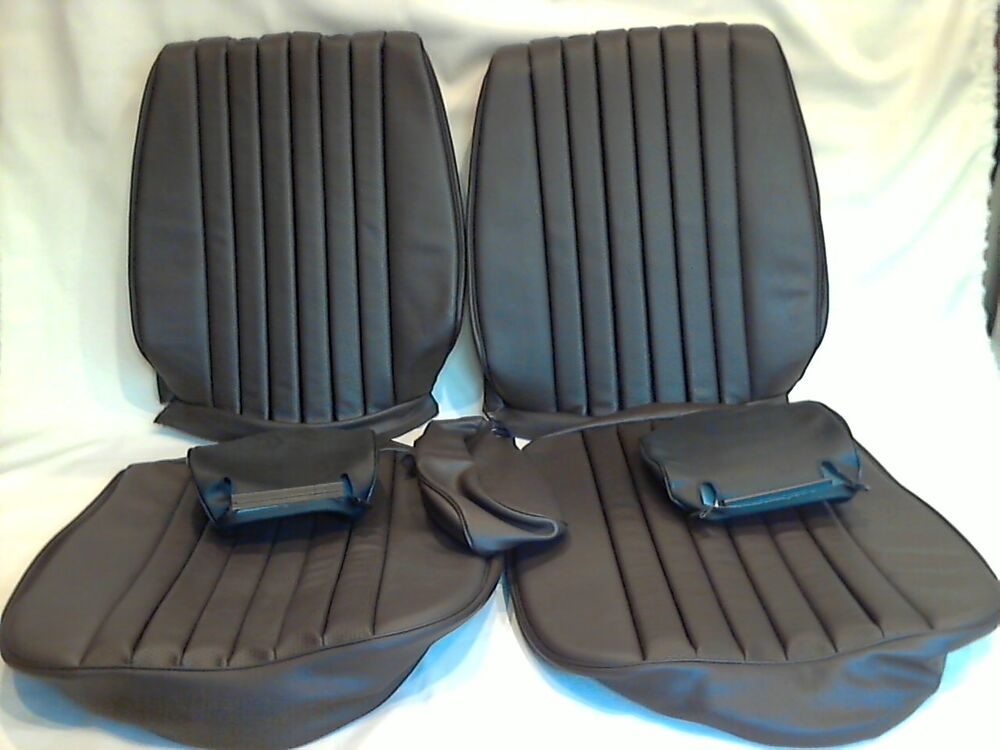 mercedes benz seat covers 380sl brazil mb tex vinyl ebay. Black Bedroom Furniture Sets. Home Design Ideas