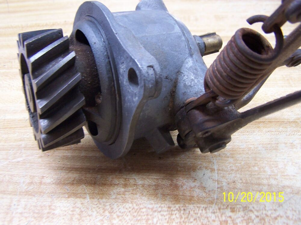 Ford 2n 9n Tractor Engine Governor Assy