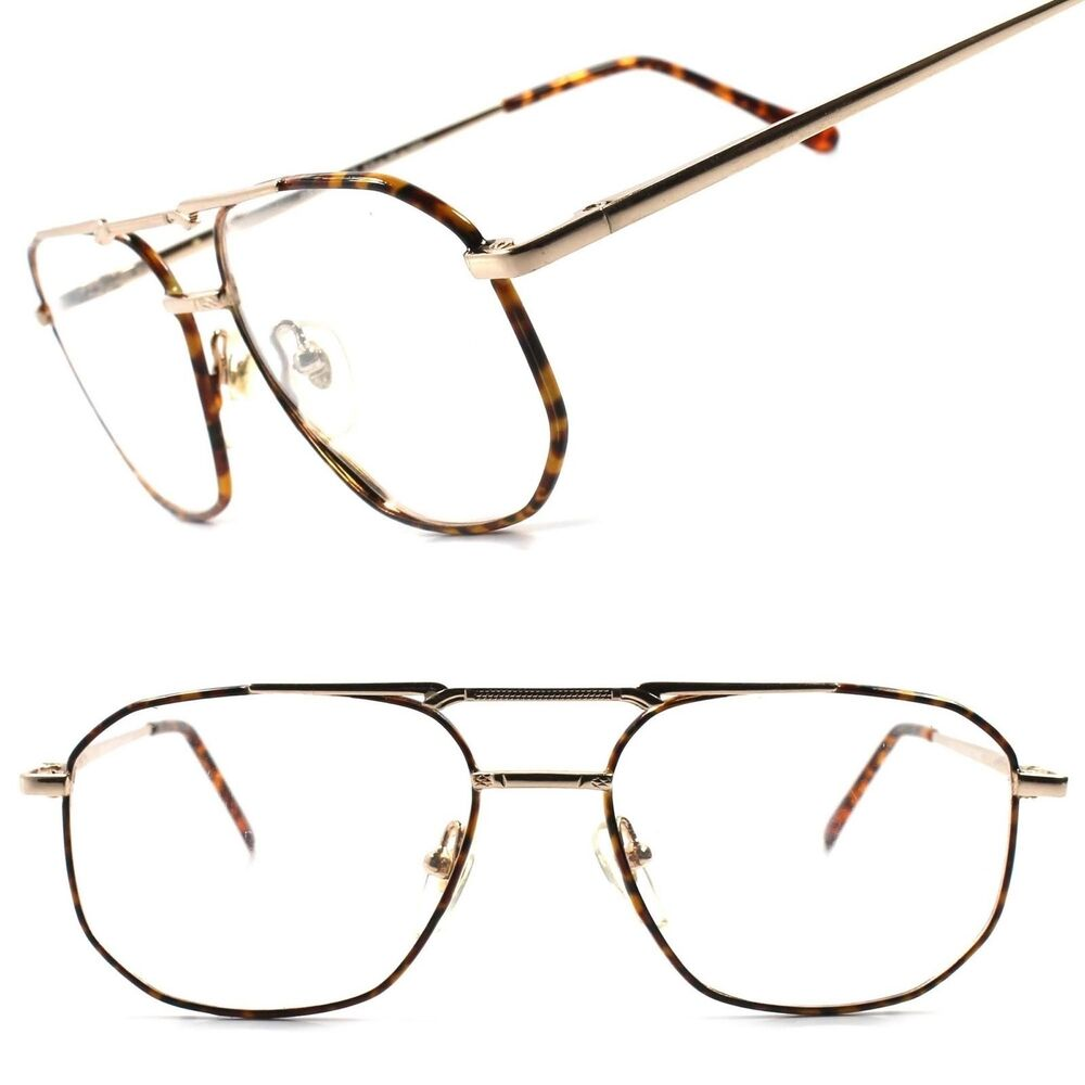 True Vintage Old Fashion Rx-Able Prescription Square Eye ...