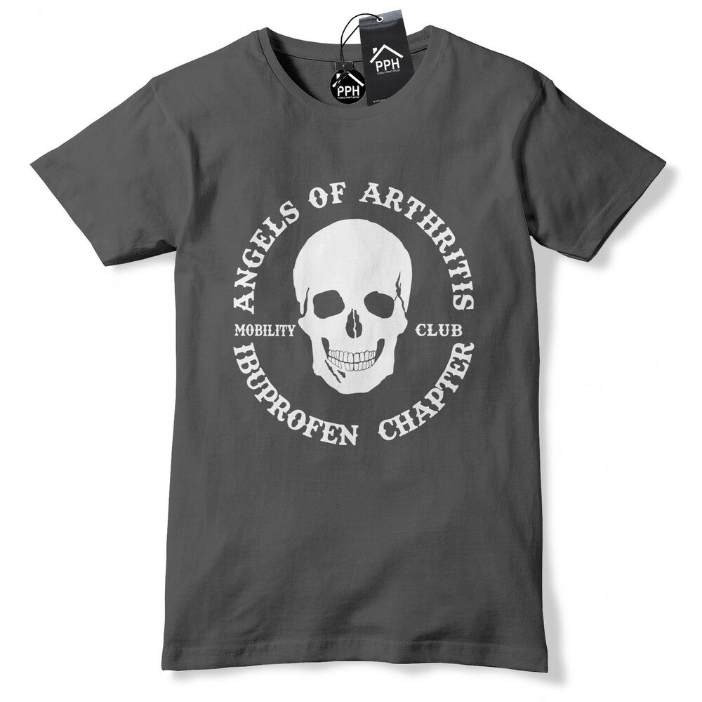 angels of arthritis mobility club t shirt motorcycle club. Black Bedroom Furniture Sets. Home Design Ideas