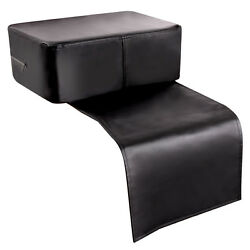 Kyпить Black Barber Beauty Salon Spa Equipment Styling Chair Booster Child Seat Cushion на еВаy.соm