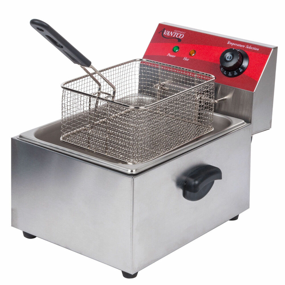 Kitchen Countertop Deep Fryers