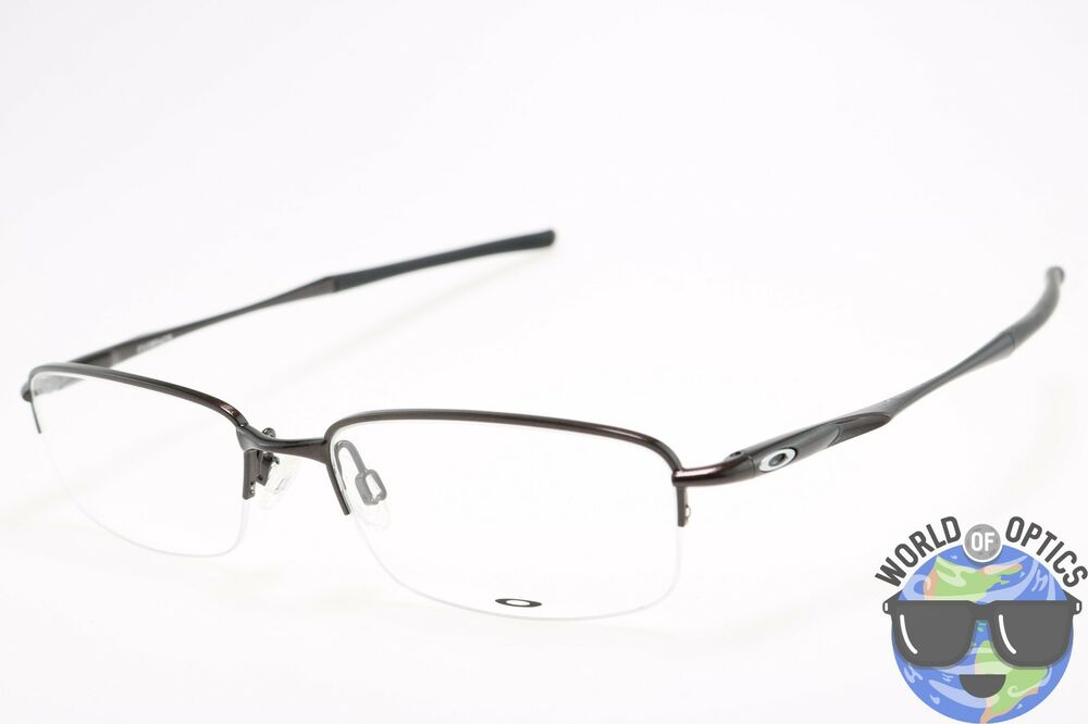 Oakley RX Eyeglasses OX3102-0254 CLUBFACE Polished Brown ...
