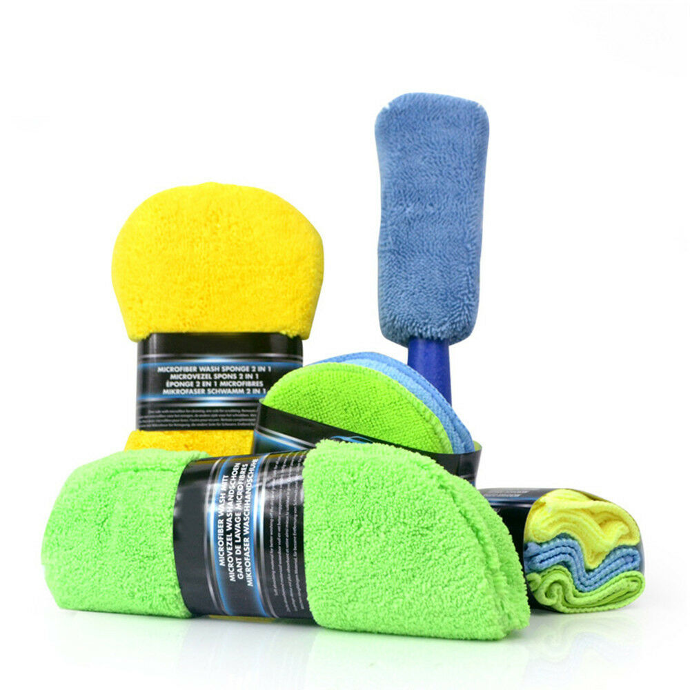 Premium Car Wash Brush