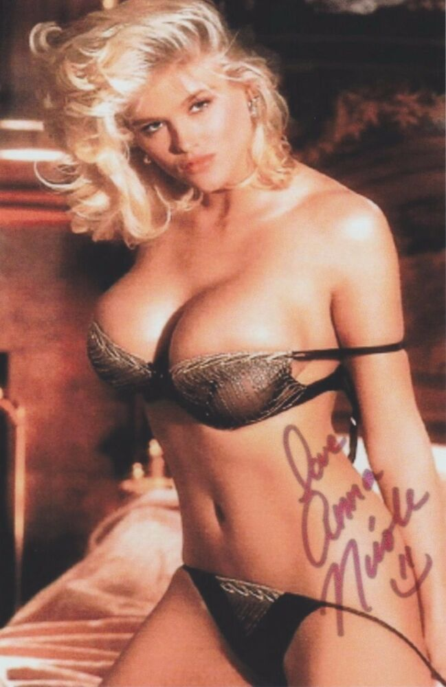 anna nicole smith fakes nudes