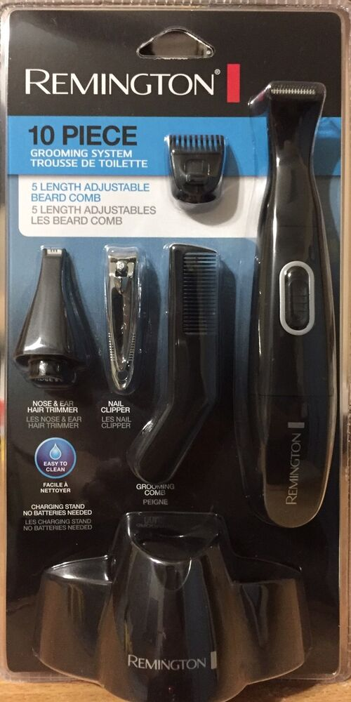 remington haircut and beard trimmer new remington trimmer mustache beard nose ears and 4426