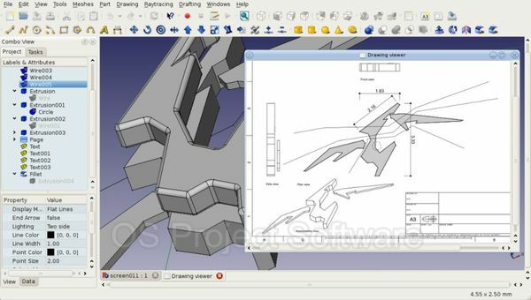Advanced cad 3d 2d engineering production auto turbo for 2d blueprint software