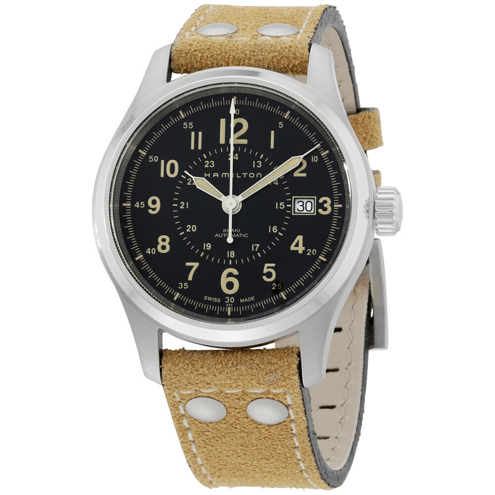 mens watches hamilton hamilton auto 40mm h70595593 ebay