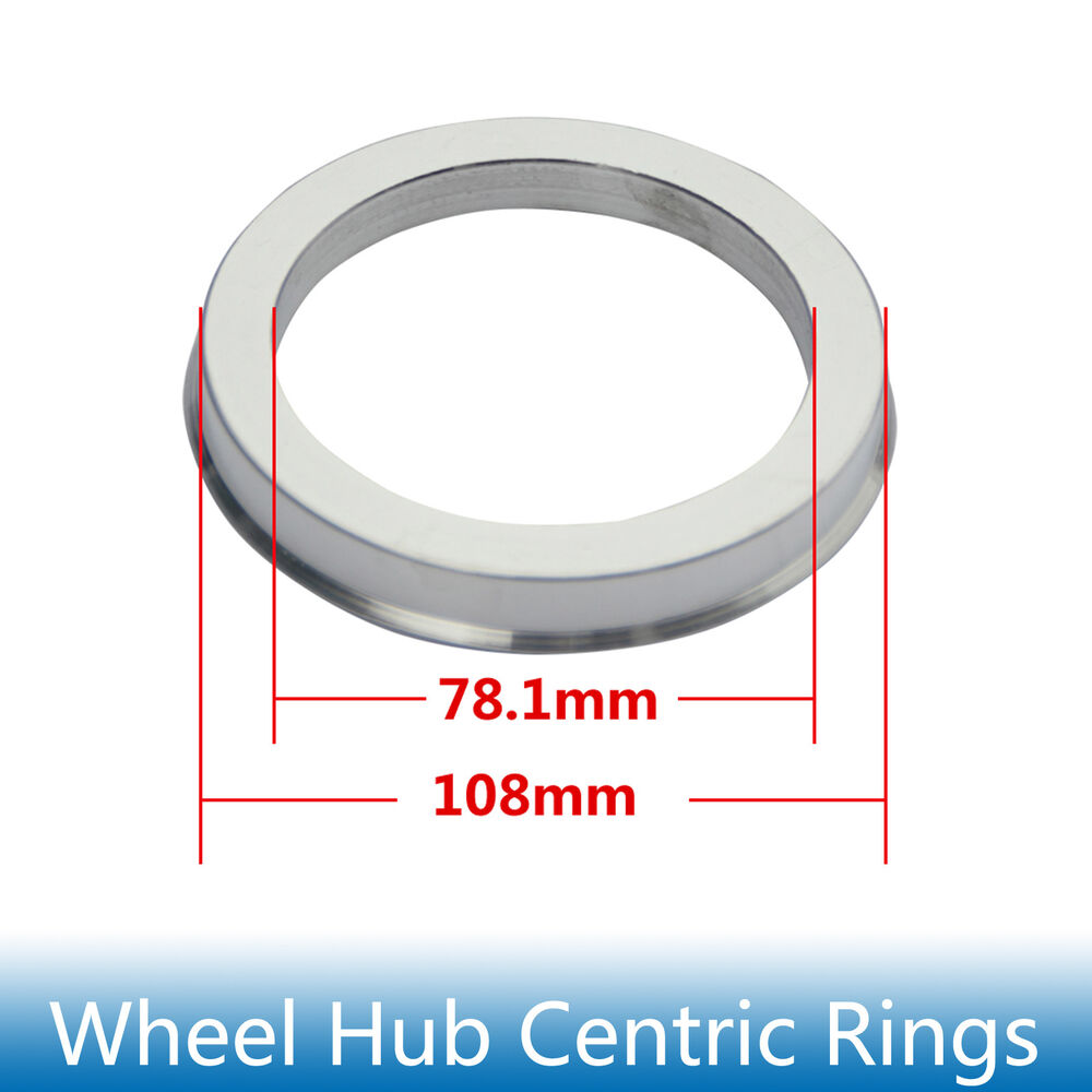 Mm To Mm Hub Centric Rings