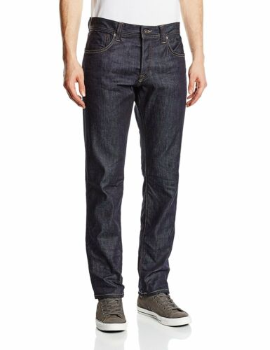 PEPE JEANS Cane Men's Slim Fit Straight Leg New One Wash Sizes: W 30