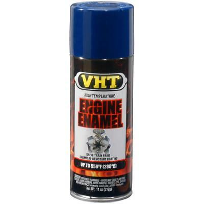VHT Paint SP138; Engine Enamel 11oz Aerosol New Ford Blue 550°F Intermittent