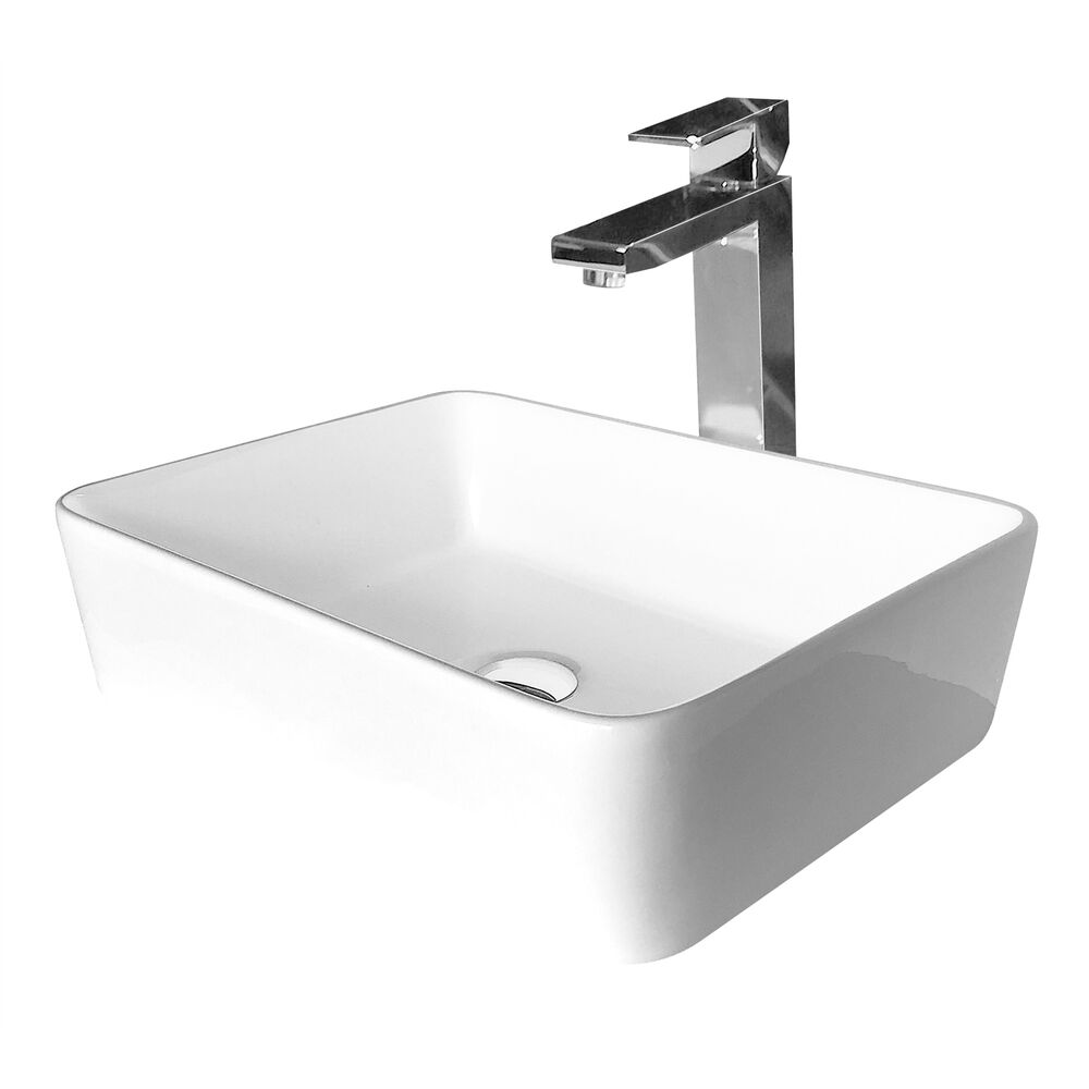 bathroom sinks bunnings cibo design white rectangular bath counter top basin 11464