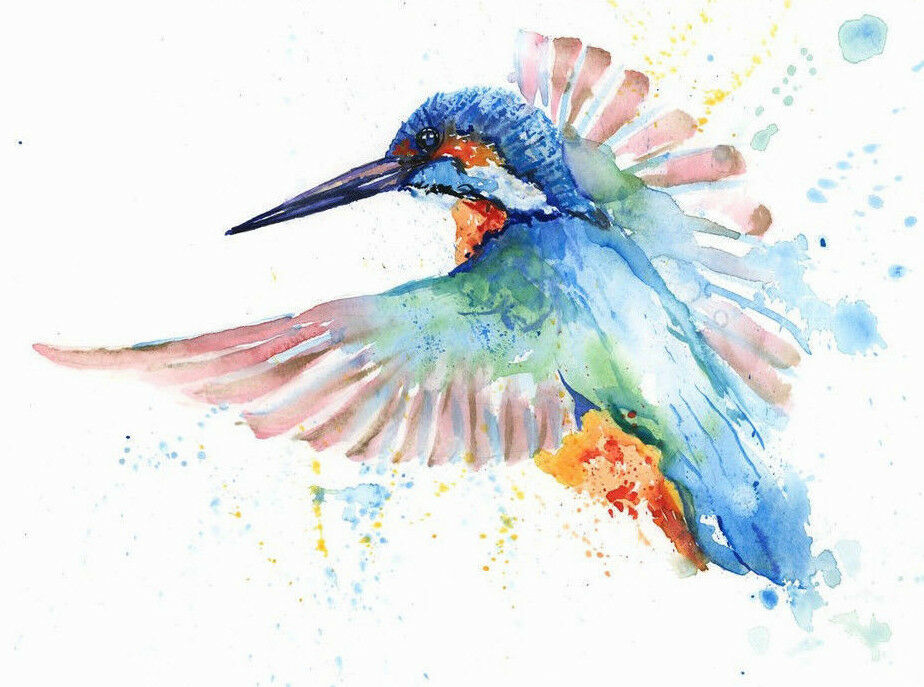 Kingfisher Blue Paint