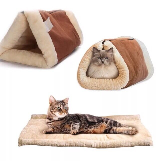 Self Heating Cat Bed Uk