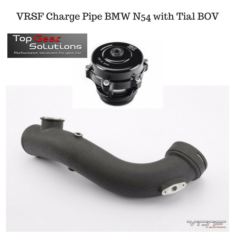 Vrsf Charge Pipe Upgrade Kit With Tial Bov For 07 10 Bmw