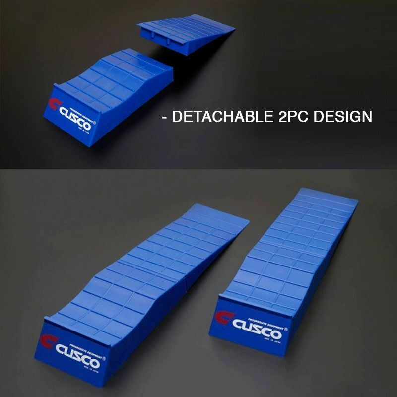 Cusco Jack Assist Ramp Set for Lowered Vehicles Cars ...